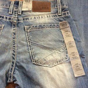 Brand new bke jeans